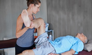 The Joint: Chiropractic Package with Two or Three Adjustments at The Joint (Up to 67% Off)