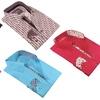 Rosso Milano Men's Modern Fit Dress Shirts (Size 2XL)