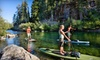 *Austin Paddle Sports - East Austin: $15 Worth of SUP Lessons or Gear Rental