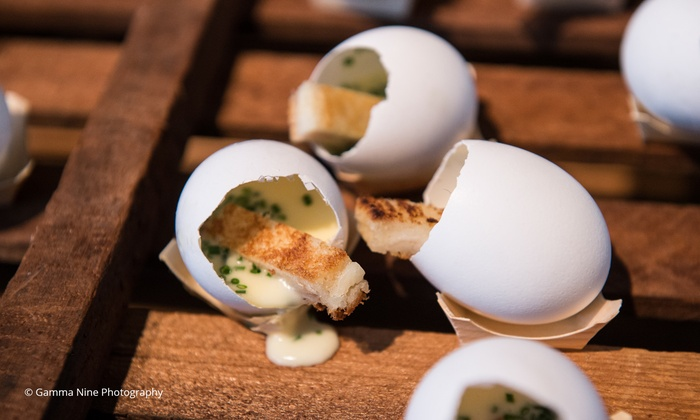 Eat Drink SF - Festival Pavilion at Fort Mason Center : VIP or General Admission Early-Bird Tickets to Eat Drink SF Food Festival on August 1-3