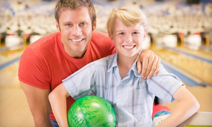 Victory Lanes and Adrenaline Sports Bar - Norton Tracks: Bowling for Up to Five or Eight or $10 for $20 Worth of American Food at Victory Lanes and Adrenaline Sports Bar in Brandon