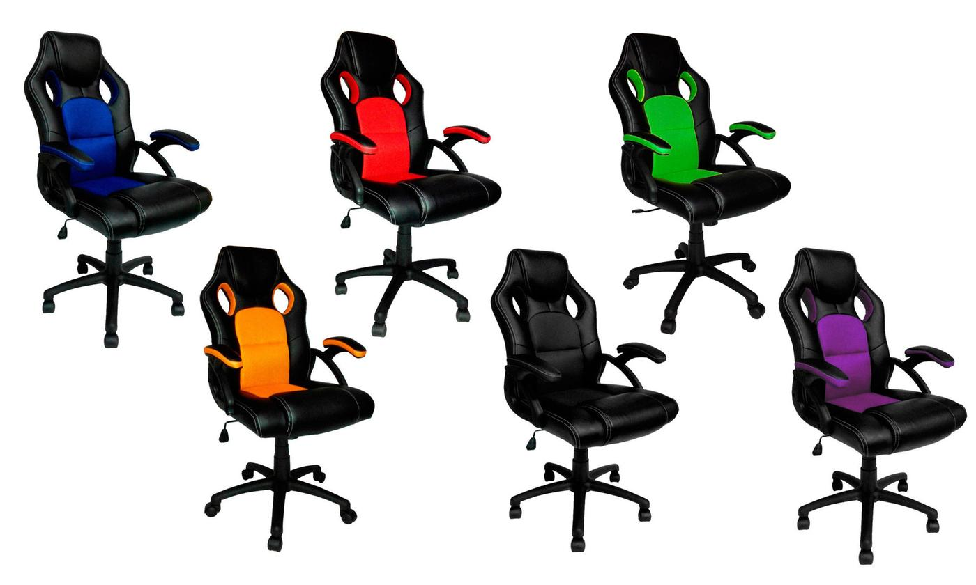 Racing-Style Office Chair (£53.98)