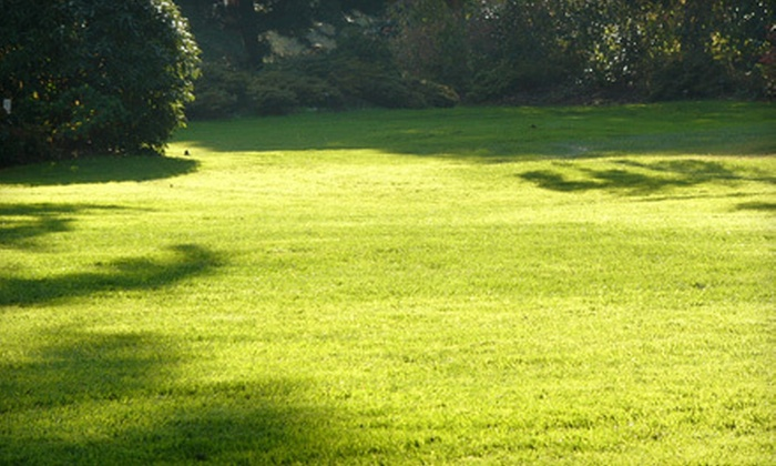 Exquisite Landscaping & Design - Charlotte: Four or Eight Weeks of Lawn Mowing for a Half or Whole Acre from Exquisite Landscaping & Design (Up to 59% Off)