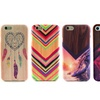 Groupon Exclusive: Sirene Wood-Pattern Cases for iPhone 5/5s, 5c, or 6