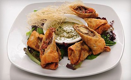 Kosher Lunch or Dinner at Mozart Cafe (Half Off)