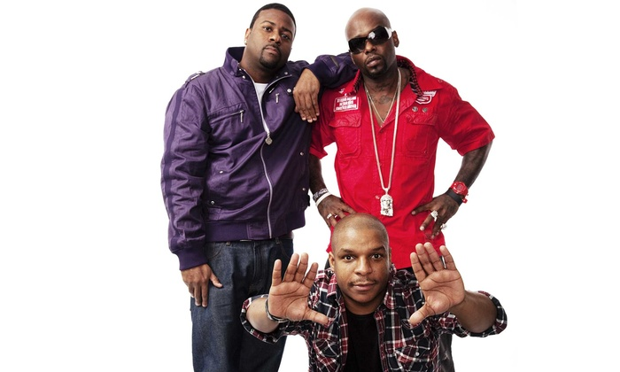 Naughty by Nature - Cone Denim Entertainment Center: Naughty by Nature on January 27 at 9 p.m.