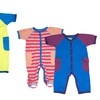 Infant One-Piece Coveralls (2-Pack)