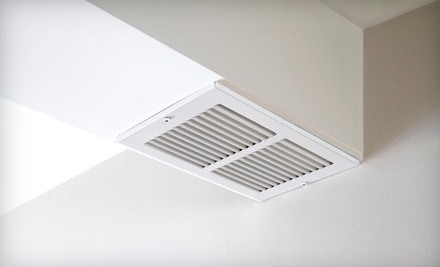 $49 for a Whole-House Air-Duct Cleaning with a Dryer-Vent Cleaning and an AC Checkup from Its Duct Time ($307 Value)
