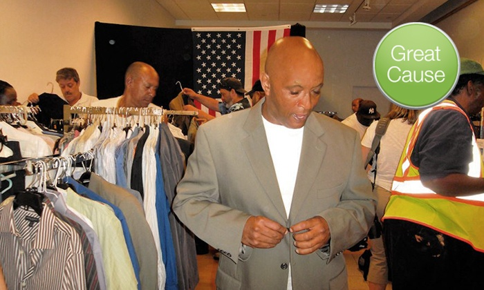 Save-A-Suit: $10 Donation to Help Provide Suits for Veterans