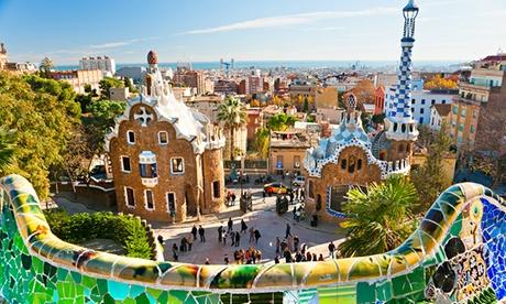 A spasso per l'Europa a Lisbona, Parigi o Barcellona con volo
