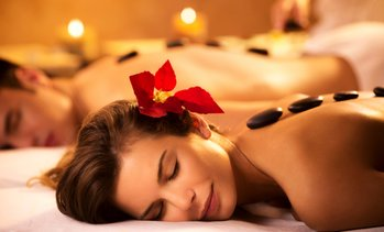 Up to 63% Off Couples Massage for Two at Massage House