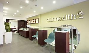 Skin Health Spa H.O: Up to £300 to Spend on Skin Treatments at Skin Health Spa (Up to 68% Off)