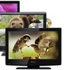 Magnavox and Emerson LCD HDTVs with DVD Players