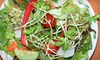 Green Wave Cafe - Plantation: $15 for $30 Worth of Raw, Vegan Cuisine at Green Wave Cafe