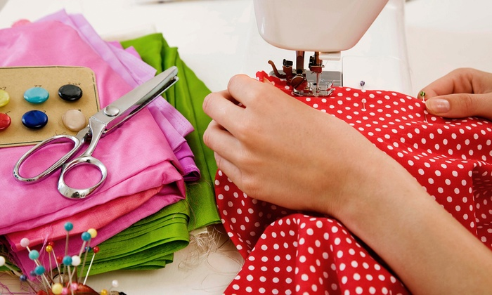 The Sewing Studio - Chamblee: One or Four Beginner Sewing Classes at The Sewing Studio (Up to 58% Off)