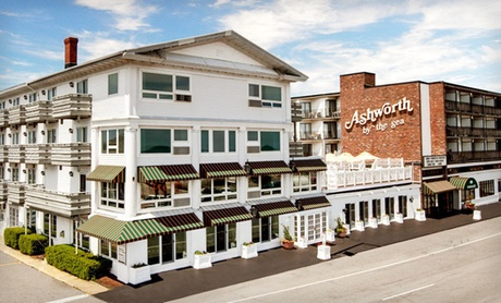 New England Hotel Overlooking the Atlantic