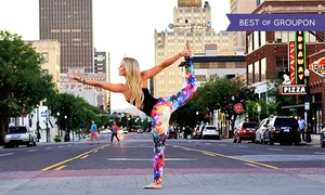 Balance Yoga Barre: One Month of Unlimited Hot Yoga, Hot Pilates, and Barre Classes at Balance Yoga Barre (Up to 68% Off)