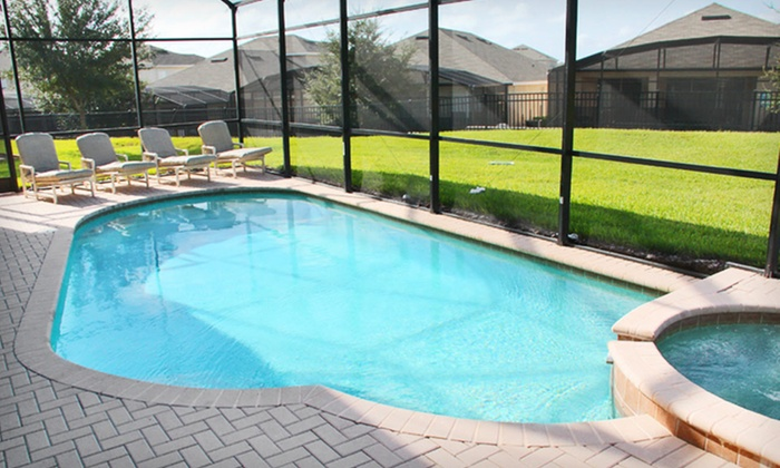 Advantage Vacation Homes - Kissimmee, FL: 2- or 3-Night Stay for Up to 10 at Advantage Vacation Homes in Kissimmee, FL. Combine Up to Six Nights.