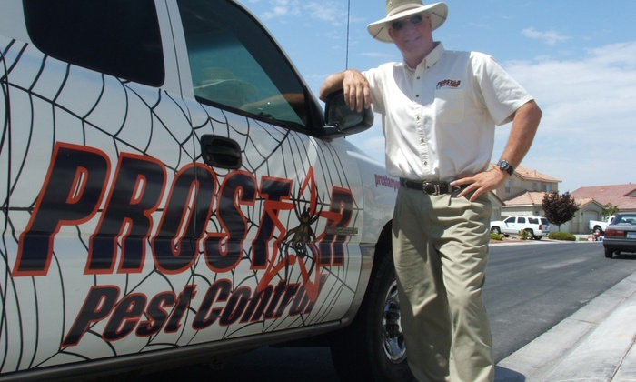 Prostar Pest Control - Las Vegas: $66 for $120 Worth of Pest-Control Services — Prostar Pest Control