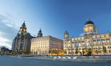 Liverpool: 1Night for Two with Breakfast and Bottle of Prosecco at 4* Radisson Blu Hotel Liverpool