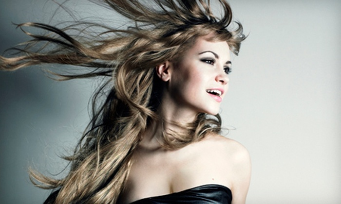 Bedolla Salon - St. Leo's: One or Three Express Blow-Dry Treatments at Bedolla Salon (Up to 57% Off)