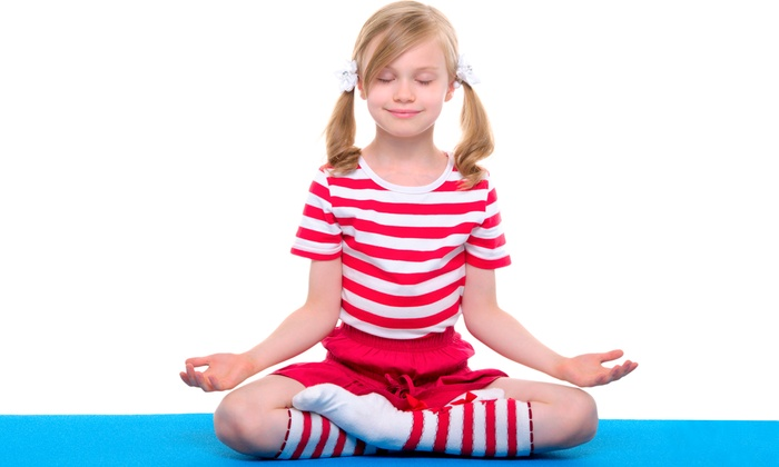 Kid Harmony - Acworth: Four or Eight Meditation Classes for Ages 2–18 at Kid Harmony (Up to 50% Off)