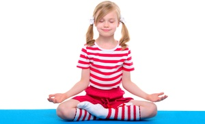 Kid Harmony: Four or Eight Meditation Classes for Ages 2–18 at Kid Harmony (Up to 50% Off)