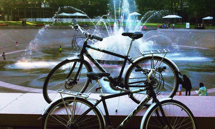 Seattle Bicycle Tours - Seattle Bicycle Tours: Up to 62% Off Bike Tour at Seattle Bicycle Tours