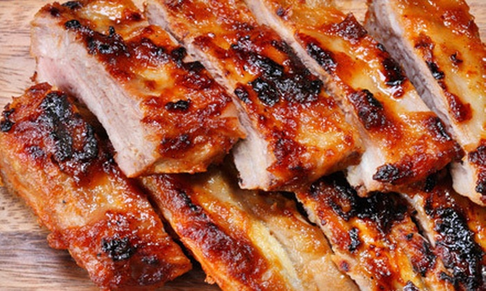 Ribs To Spare - Covina-Valley: $13.20 for $25 Worth of Takeout Barbecue from Ribs To Spare