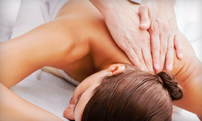 John Lamontagne at Scarborough Massage 