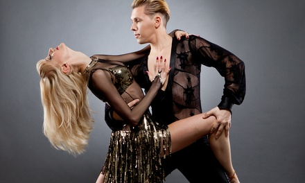 Hustle and Swing or Salsa and Bachata Dance Packages at Jeff Allen Dance Lessons (Up to 50% Off)