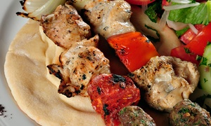 Bucci's Greek and Italian Specialties: $11 for $20 Worth of Greek and Italian Cuisine at Bucci's Greek & Italian Specialties
