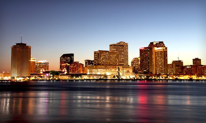 The Queen & Crescent Hotel - New Orleans, LA: One- or Two-Night Stay at The Queen & Crescent Hotel in New Orleans