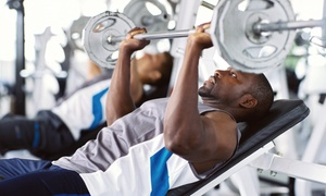 Up Gym Functional Training Center: Four or Six Weeks of Small-Group Personal-Training Sessions at Up Gym Functional Training Center (80% Off)
