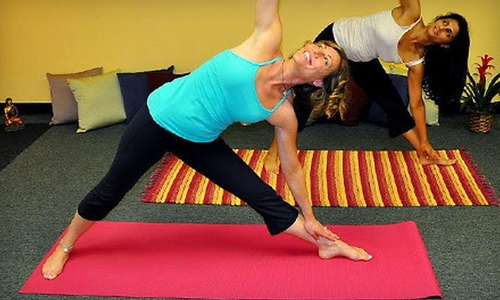 Ojas Center - Edgewater: 5, 10, or 20 Yoga Classes at Ojas Center (Up to 75% Off)