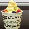 $5 for Frozen Yogurt at Simply Yo