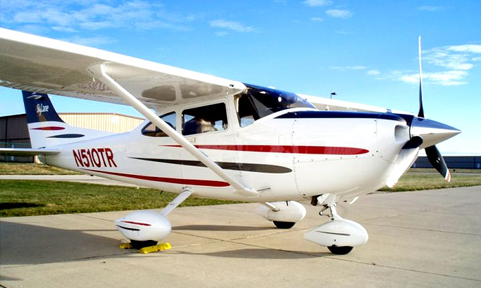 Chicagoland Aviation - Lewis University Airport Executive Terminal: Private Pilot Course for One or Two at Chicagoland Aviation (50% Off)