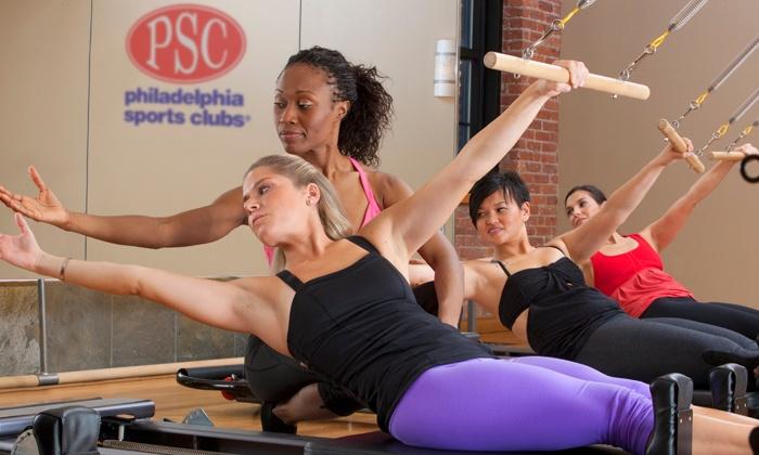 Philadelphia Sports Clubs - Philadelphia: $24 for a 30-Day Passport Membership to Philadelphia Sports Clubs ($49.95 Value)