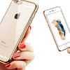Ultra-Thin Transparent Case for iPhone 6, 6s, 6 Plus, or 6s Plus