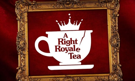 A Right Royale Tea Party, 23 or 30 June, 4* Amba Hotel Charing Cross (Up to 30% Off) (London)