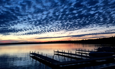 Stay with Dining Credit at Manhattan Beach Lodge in Crosslake, MN