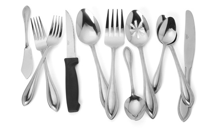 Towle 101-Piece Tuscan Flatware Set | Brought to You by ideel