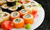 Oriental Sushi Buffet - Magliocco - Huff: $25.99 for an All-You-Can-Eat Sushi and Asian Food for Two with Drinks at Oriental Sushi Buffet (Up to $42.98 Value)