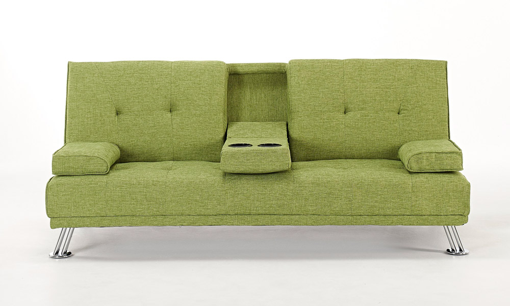 Green Sofa Bed Flottebo Sofa Bed Lysed Green 120 Cm Ikea