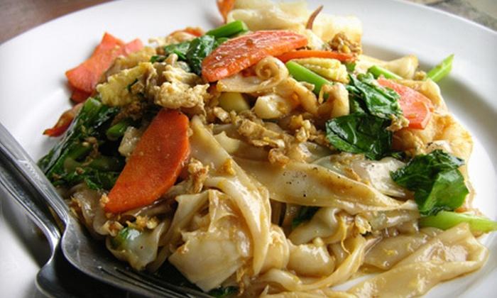 Nariya Thai - Hollywood: $15 Worth of Thai Cuisine