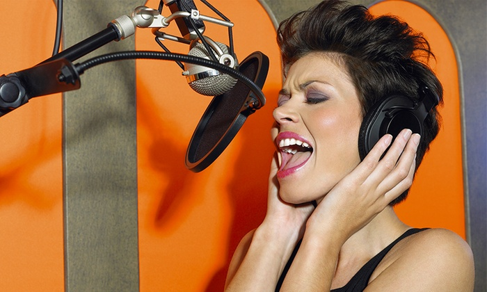 Hollitown - Van Nuys: Vocal Lessons and Courses at Hollitown (Up to 60% Off). Three Options Available.