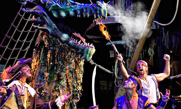 Pirate's Dinner Adventure - Buena Park: Pirate's Dinner Adventure for Adult or Child (Up to 53% Off)