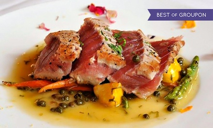 Upscale Italian Cuisine at Il Tesoro (Up to 51% Off). Two Options Available.