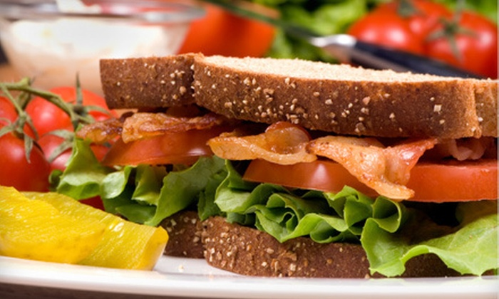 Laura's Donges Bay Clubhouse - Mequon: $12 for $25 Worth of Gastro Pub Fare at Laura's Donges Bay Clubhouse