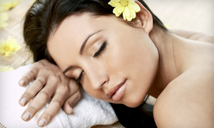Spa Samudra & Hair Lounge - Spa Samudra & Hair Lounge: Spa Package with a European Facial and 60-Minute Massage for One, Two, or Four at Spa Samudra & Hair Lounge (59% Off)